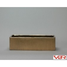 ETCHED GOLD LOW RECTAN