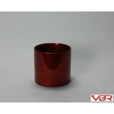 METALIC RED CERAMIC